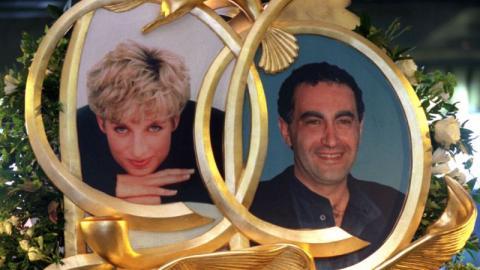 """Dianas letzter Freund Dodi: Ihre Mutter bezeichnete sie als """"Schlampe"""""""