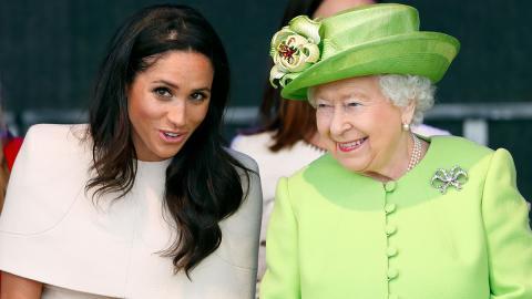Kriegsbeil begraben? Queen gratuliert Meghan mit besonderem Foto zum Geburtstag