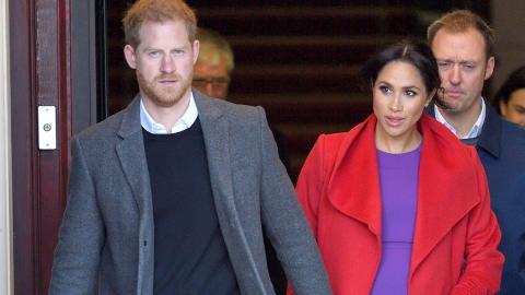 """Rassismus im Palast: Meghan und Harry fühlen sich """"von Monarchie im Stich gelassen"""""""