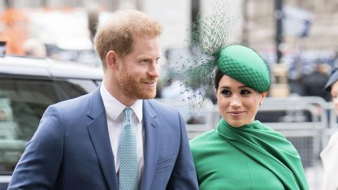 Meghan Markle: Harry schenkt ihr 20.000-Euro-Schmuckstück von Diana