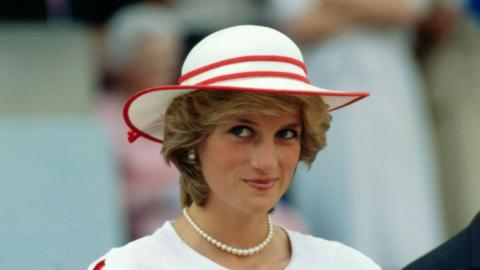Lady Diana: Die Prinzessin ging als Mann verkleidet mit Freddie Mercury feiern