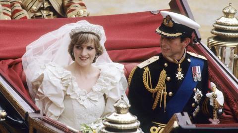 Prinz Charles: Schreckliches Geständnis am Abend vor der Hochzeit mit Diana