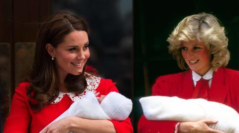 Kate Middleton: Diese Lektion hat sie von Lady Diana gelernt