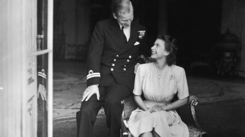 Prinz Philip: Darum hätte er die Queen fast nicht geheiratet