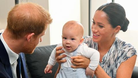 Prinz Harry verrät Sohn Archies erstes Wort: Dieses stimmt ihn besonders traurig