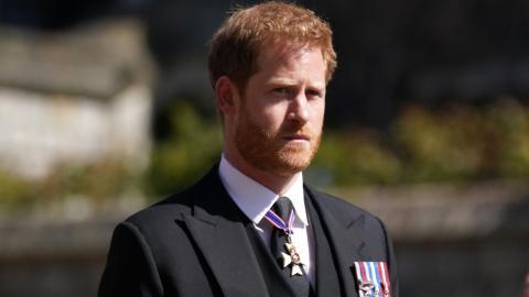 Prinz Philips Erbe wird aufgeteilt: Wird Harry leer ausgehen?