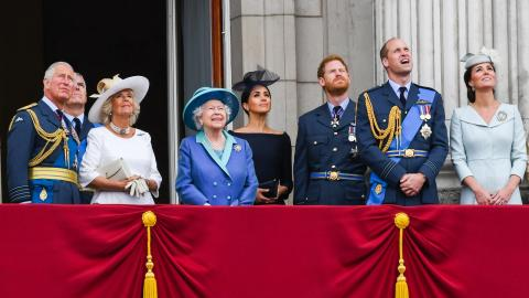 """Royal Family """"toxisch""""? Neuer Kracher von den Sussex"""