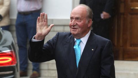 Luxus-Exil: Juan Carlos lässt sich sogar Schinken mit der Post zuschicken