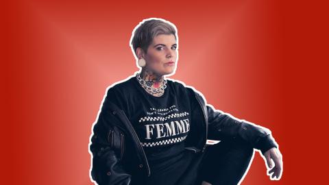 """""""Seid einfach wahr und echt und real"""": Body-Positive-Influencerin Miriam Wagner im Interview"""