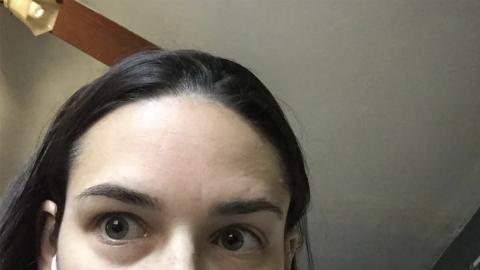 Snapchat-Filter aus dem echten Leben: Ihr Hund springt beim Selfie dazwischen
