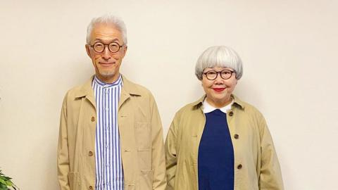 Zum Verlieben: Ehepaar aus Japan geht seit 40 Jahren im Partnerlook
