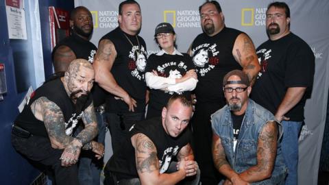 Unvermutet: Diese Rocker haben sich eine Mission gestellt, die zu Tränen rührt
