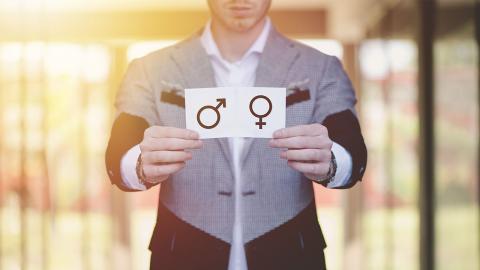 Transgender: Aus Trauzeuge wird Brautjungfer!