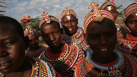 Umoja (Kenia): Aus bestimmtem Grund leben in ihrem Dorf keine Männer
