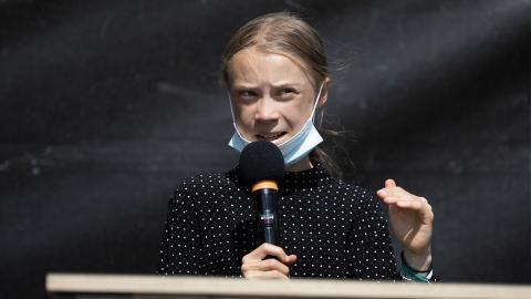 27 Jahre vor Greta Thunberg kämpft auch diese Jugendliche schon für die Umwelt