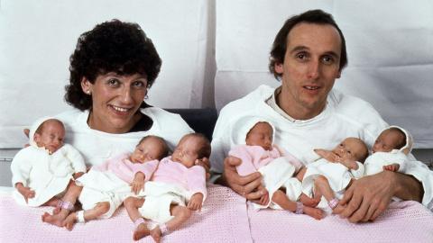 Geburt schreibt Geschichte: So sehen die Walton-Sechslinge über 30 Jahre später aus