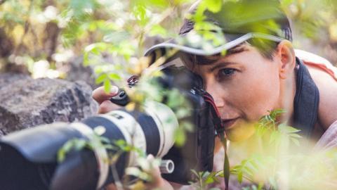 Fotografin mit Herz lichtet ganz besondere Tiere ab