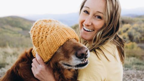 Gulahund: Was eine gelbe Schleife am Halsband eines Hundes bedeutet