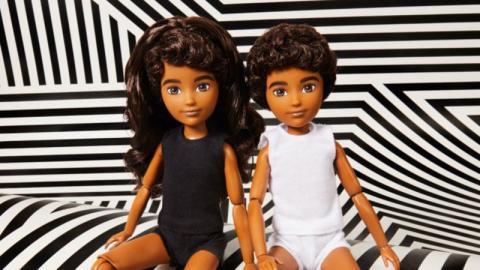 Barbie ohne Geschlecht: Mattel bringt genderneutrale Puppe raus