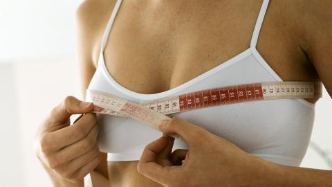 Nur 20% aller Frauen in Deutschland tragen die richtige BH-Größe