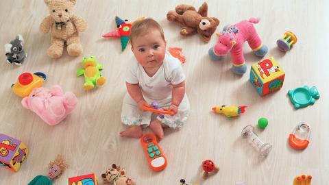 Gefahr Kinderspielzeug: In diesen Spielsachen stecken giftige Schadstoffe