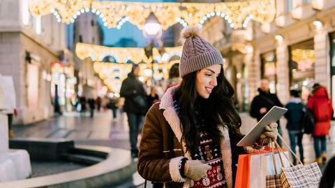 Weihnachts-Shopping: Der richtige Zeitpunkt, um deine Geschenke zu besorgen