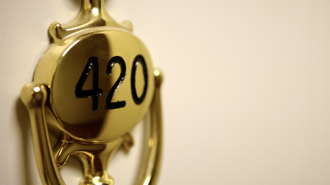 Darum gibt es in Hotels keine Zimmer mit der Nummer 420!