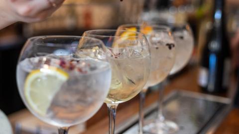 Genug von Gin Tonic: Das alles lässt sich aus einer Flasche Gin zaubern