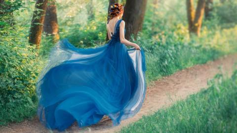 Veraltete Symbolik: Darum tragen Disney-Prinzessinnen blaue Kleider