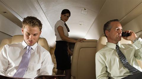 """Im Flugzeug: Das bedeutet es, wenn ein """"Jim Wilson"""" an Bord ist"""