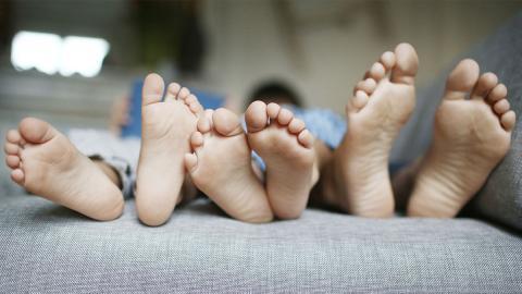 Was verrät deine Fußform über deine Persönlichkeit?