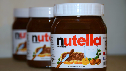 Diese leckeren Rezepte könnt ihr mit einem leeren Nutella-Glas machen