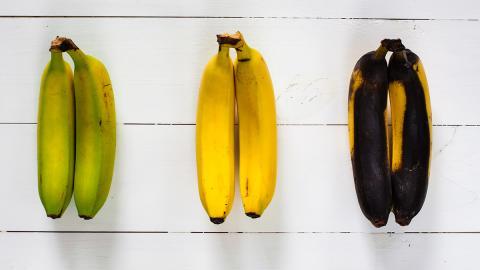 Reif, fleckig oder gelb: Diese Banane aktiviert dein Immunsystem gegen Krebserreger