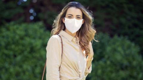 Coronavirus: Neuartige Maske soll das Virus unschädlich machen