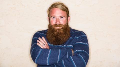 Roter Bart trotz blonder Haare: Das steckt hinter dem Männer-Phänomen