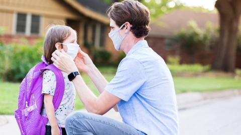 Gesunder Start ins Schuljahr: So können Eltern ihre Kinder vorbereiten