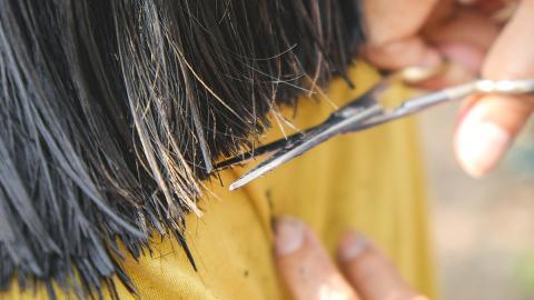6-Zentimeter-Methode: So findest du heraus, ob dir lange oder kurze Haare besser stehen