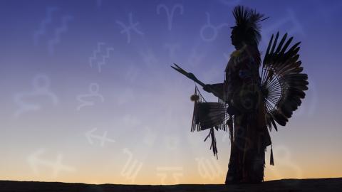 Waage: Das ist dein indianisches Sternzeichen
