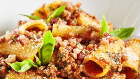 Fünf Tipps für die perfekte hausgemachte Bolognese