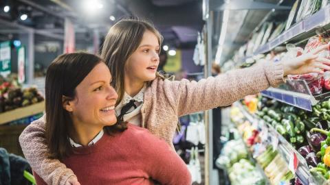 Trendwende: Weder Aldi noch Lidl bleibt der beliebteste Supermarkt der Deutschen