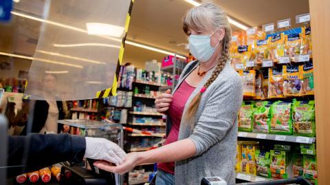 Coronavirus: Die vier Fehler, die ihr beim Einkaufen vermeiden solltet