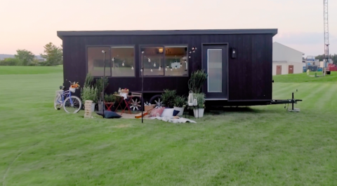 IKEA hat ein eigenes Tiny House