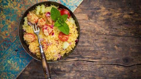 Mit diesen fünf Tipps gelingt euch der perfekte Couscous!