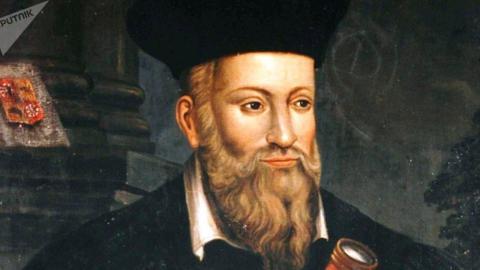 Nostradamus: Das sind seine Prophezeiungen für das Jahr 2021