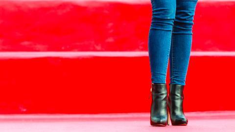 Strumpfhose unter der Jeans gegen die Kälte? Keine gute Idee!