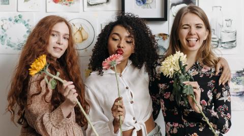 Blumen-Orakel: Das verrät deine Lieblingsblume über deine Persönlichkeit