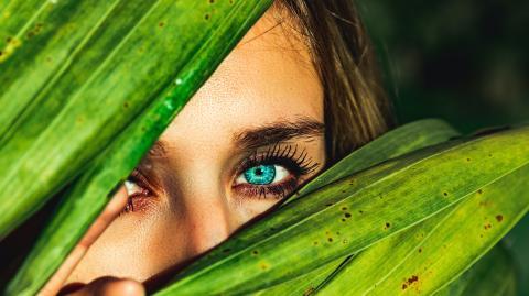 Entdecke deine zweite Augenfarbe mit dieser TikTok-Challenge