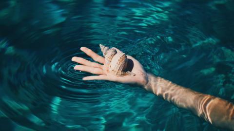 Aurora-Nägel: So zauberst du dir den neuen Meerjungfrau-Style auf deine Nägel