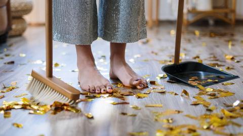 Deep Cleaning: Putzen ist jetzt zum Tiktok-Trend geworden