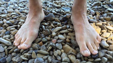 Blasen am Fuß: Die besten Hausmittel